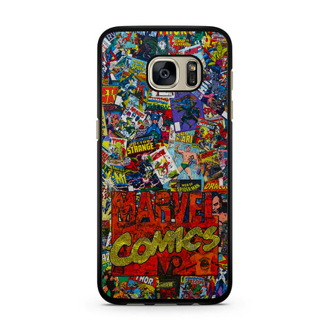 Marvel Comics Samsung Galaxy S7 | S7 Edge Case
