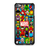 Marvel Mini Super Heroes iPod Touch 5 Case