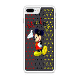 Mickey Mouse Colorful Dots iPhone 8 Plus Case