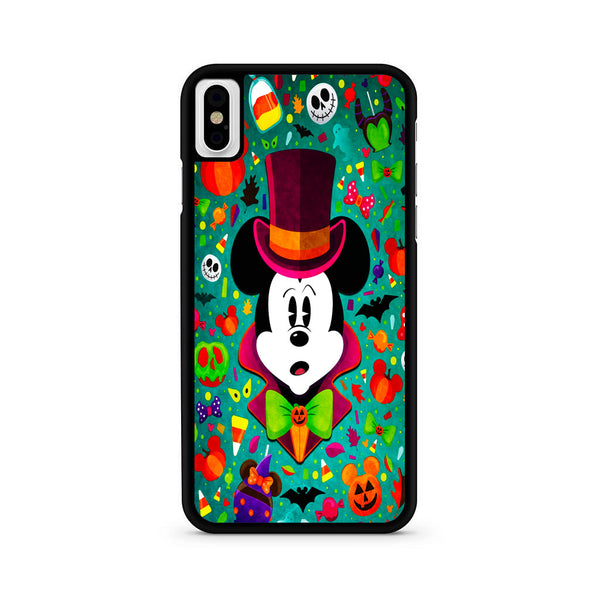 Mickey Mouse Halloween Doodle iPhone X | XR | XS | XS Max Case