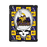 Minnesota Vikings Skull Logo iPad 2 | 3 | 4 Case