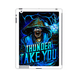 Mortal Kombat Raiden Thunder Take You iPad 2 | 3 | 4 Case