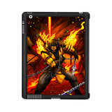 Mortal Kombat Scorpion Hellfire iPad 2 | 3 | 4 Case