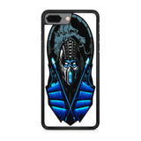 Mortal Kombat Sub Zero Pop Head iPhone 8 Plus Case