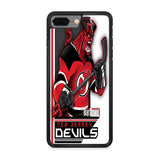 New Jersey Devils Hockey Team iPhone 8 Plus Case