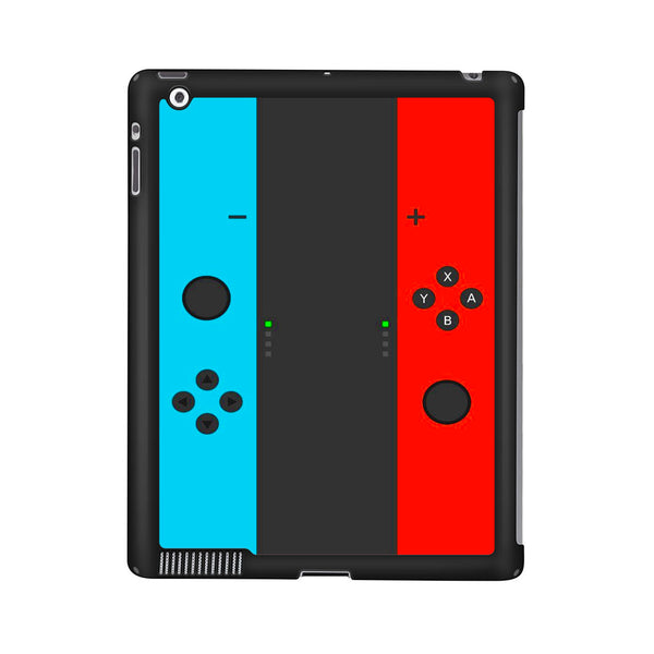 Nintendo Switch Neon Blue Red iPad 2 | 3 | 4 Case