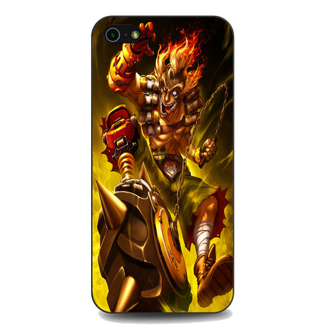 Overwatch Junkrat iPhone 5 | 5S | SE Case
