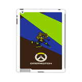 Overwatch Lucio Pixel Cover iPad 2 | 3 | 4 Case