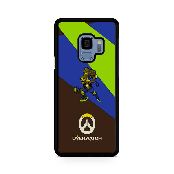 Overwatch Lucio Pixel Cover Samsung Galaxy S9 | S9 Plus Case
