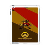 Overwatch McCree Pixel Cover iPad 2 | 3 | 4 Case
