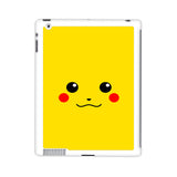 Pokemon Pikachu Vector iPad 2 | 3 | 4 Case
