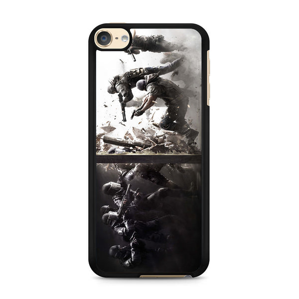 Rainbow Six Siege iPod Touch 6 Case