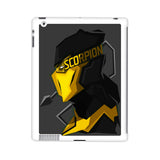 Scorpion Pop Head iPad 2 | 3 | 4 Case