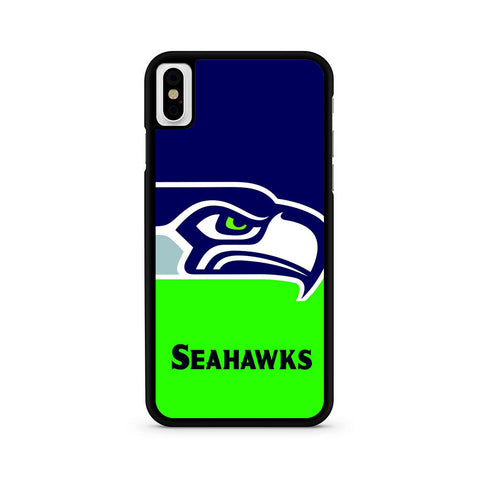 Seattle Seahawks Logo iPhone X | XR | XS | XS Max Case