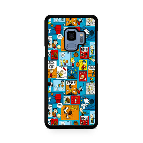 Snoopy Comic Cover Samsung Galaxy S9 | S9 Plus Case