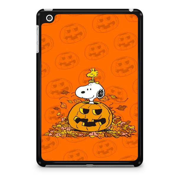 Snoopy Pumpkin Helloween iPad Mini 4 Case