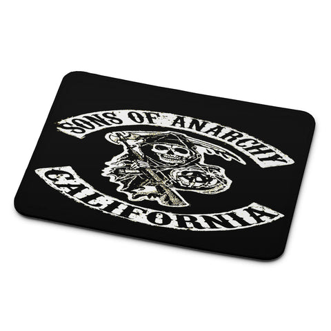 Son of Anarchy Logo Mouse Pad