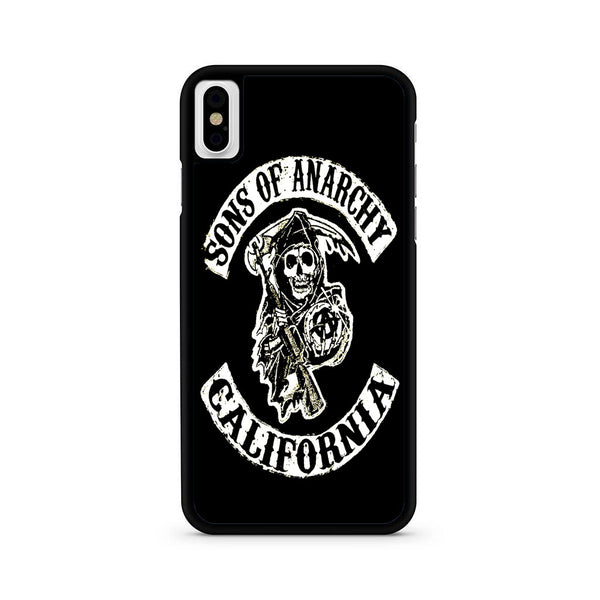 Son of Anarchy Logo iPhone X | XR | XS | XS Max Case