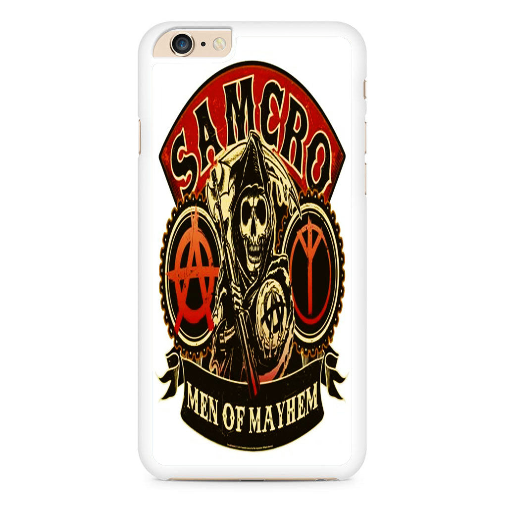 best service 6481d 63256 Sons of Anarchy Samcro Men of Mayhem iPhone 6 Plus | 6S Plus Case