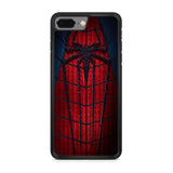 Spider Man Suit Logo iPhone 8 Plus Case