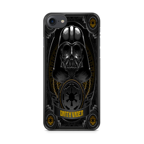 Star Wars Darth Vader Chain iPhone 7 Case