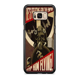 Star Wars Pilot Trooper Poster Samsung Galaxy S8 | S8 Plus Case