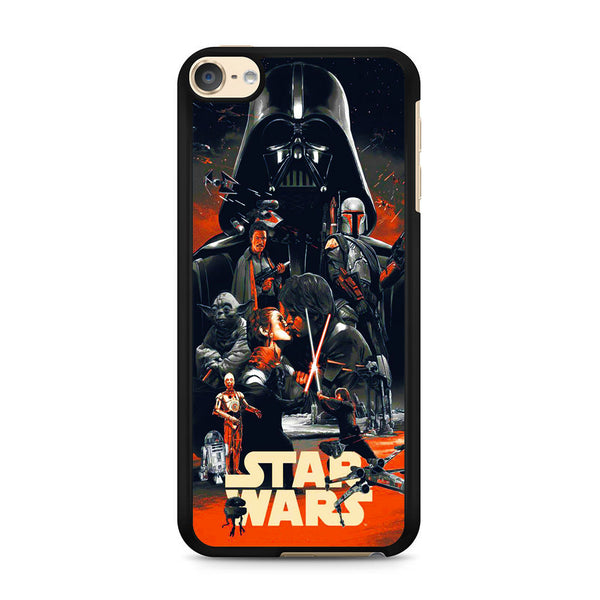 Star Wars Series Cover iPod Touch 6 Case