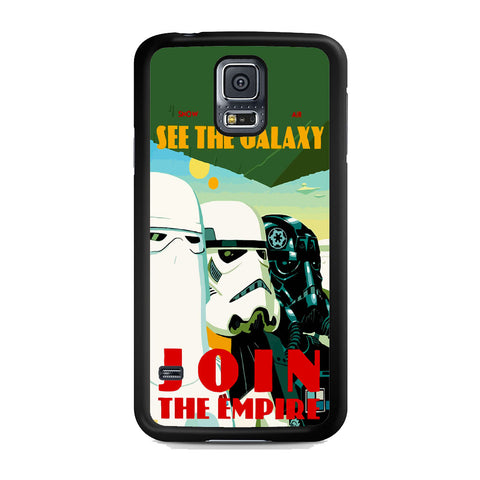Star Wars Stormtroopers Quote Samsung Galaxy S5 Case