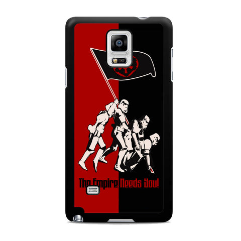 Star Wars The Empire Needs You Samsung Galaxy Note 4 Case