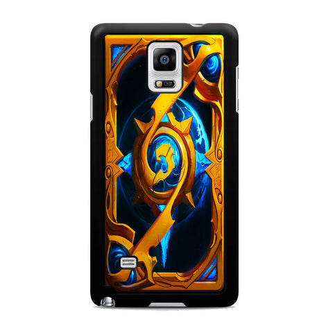 Starcraft II Legacy of The Void Emblem Samsung Galaxy Note 4 Case