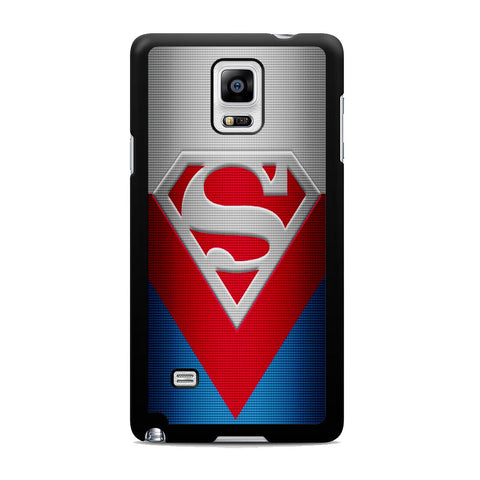 Superman Trilogy Logo Samsung Galaxy Note 4 Case