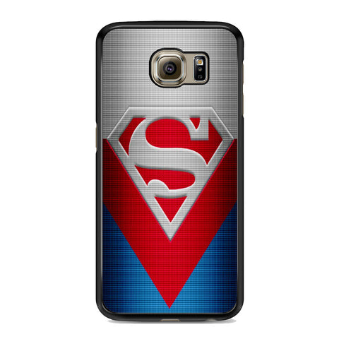 Superman Trilogy Logo Samsung Galaxy S6 | S6 Edge | S6 Edge Plus Case