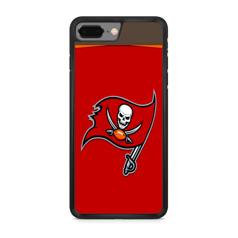 Tampa Bay Buccaneers Logo iPhone 8 Plus Case
