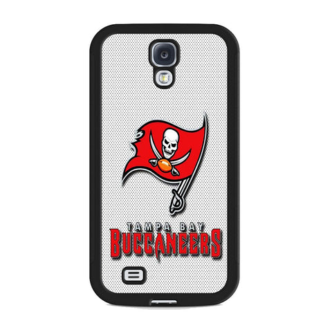 Tampa Bay Buccaneers White Logo Samsung Galaxy S4 Case