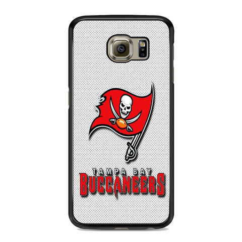 Tampa Bay Buccaneers White Logo Samsung Galaxy S6 | S6 Edge | S6 Edge Plus Case