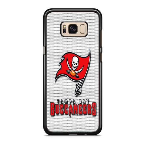 Tampa Bay Buccaneers White Logo Samsung Galaxy S8 | S8 Plus Case