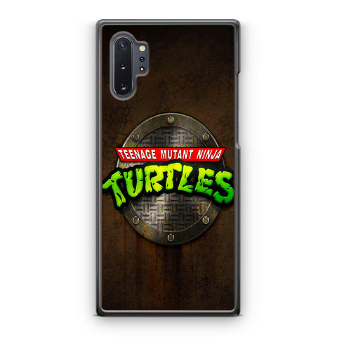 Teenage Mutant Ninja Turtles Logo Samsung Galaxy Note 10 | Note 10 Plus Case