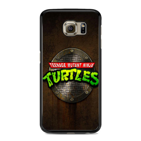 Teenage Mutant Ninja Turtles Logo Samsung Galaxy S6 | S6 Edge | S6 Edge Plus Case