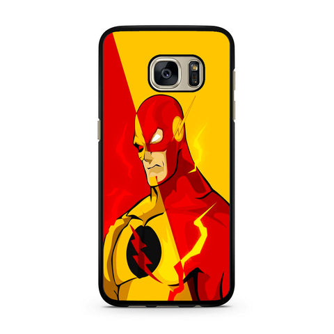 The Flash And Reverse Flash Samsung Galaxy S7 | S7 Edge Case