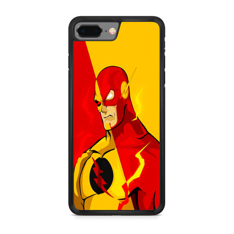 The Flash And Reverse Flash iPhone 8 Plus Case