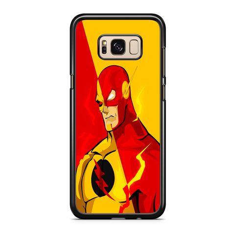 The Flash And Reverse Flash Samsung Galaxy S8 | S8 Plus Case