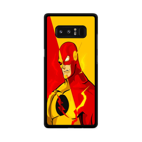 The Flash And Reverse Flash Samsung Galaxy Note 8 Case