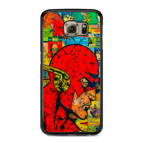 The Flash Comic Samsung Galaxy S6 | S6 Edge | S6 Edge Plus Case