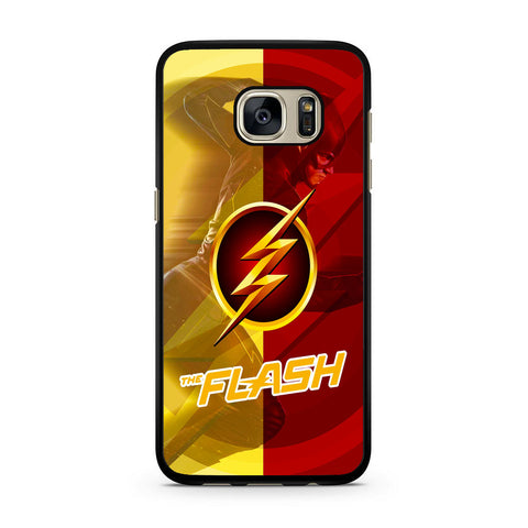 The Flash Justice League Cover Samsung Galaxy S7 | S7 Edge Case