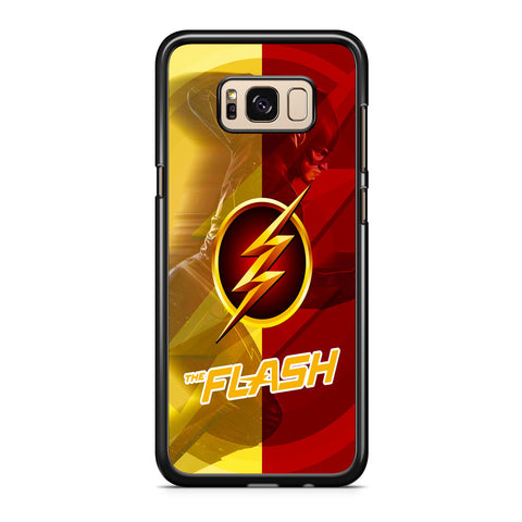 The Flash Justice League Cover Samsung Galaxy S8 | S8 Plus Case