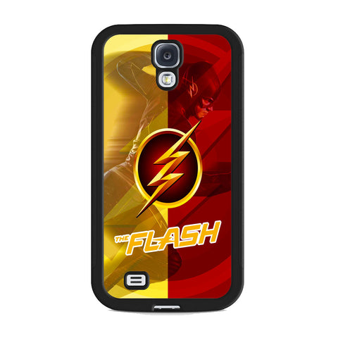 The Flash Justice League Cover Samsung Galaxy S4 Case