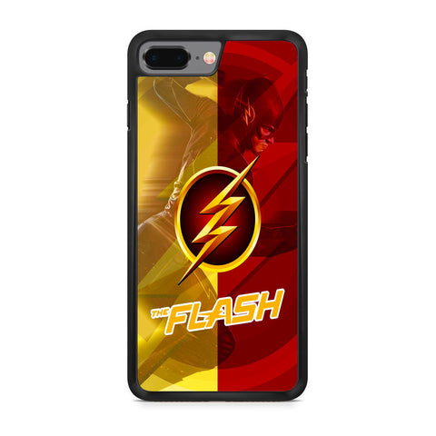 The Flash Justice League Cover iPhone 8 Plus Case