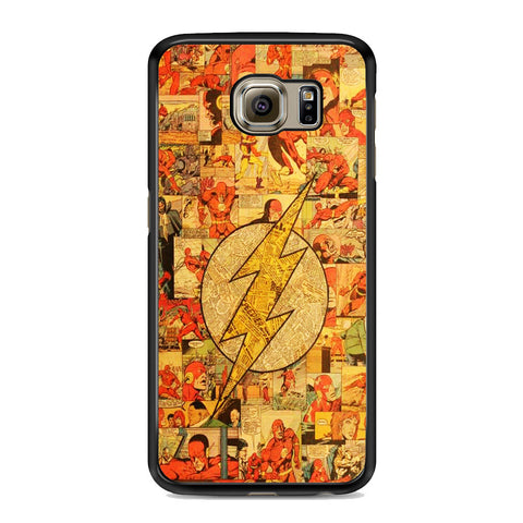 The Flash Logo Comic Samsung Galaxy S6 | S6 Edge | S6 Edge Plus Case