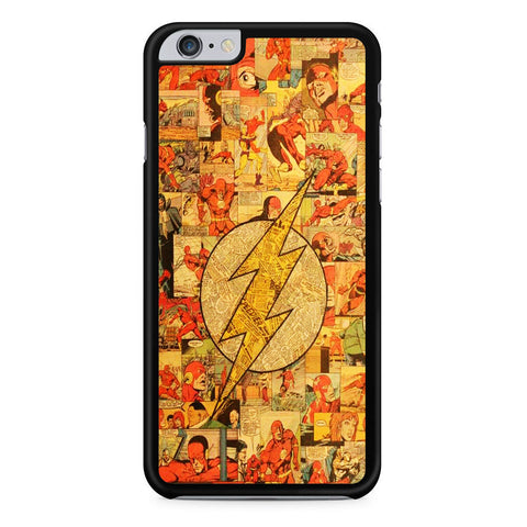 The Flash Logo Comic iPhone 6 Plus | 6S Plus Case