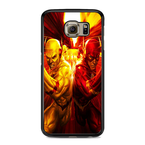 The Flash Vs Reverse Flash Samsung Galaxy S6 | S6 Edge | S6 Edge Plus Case
